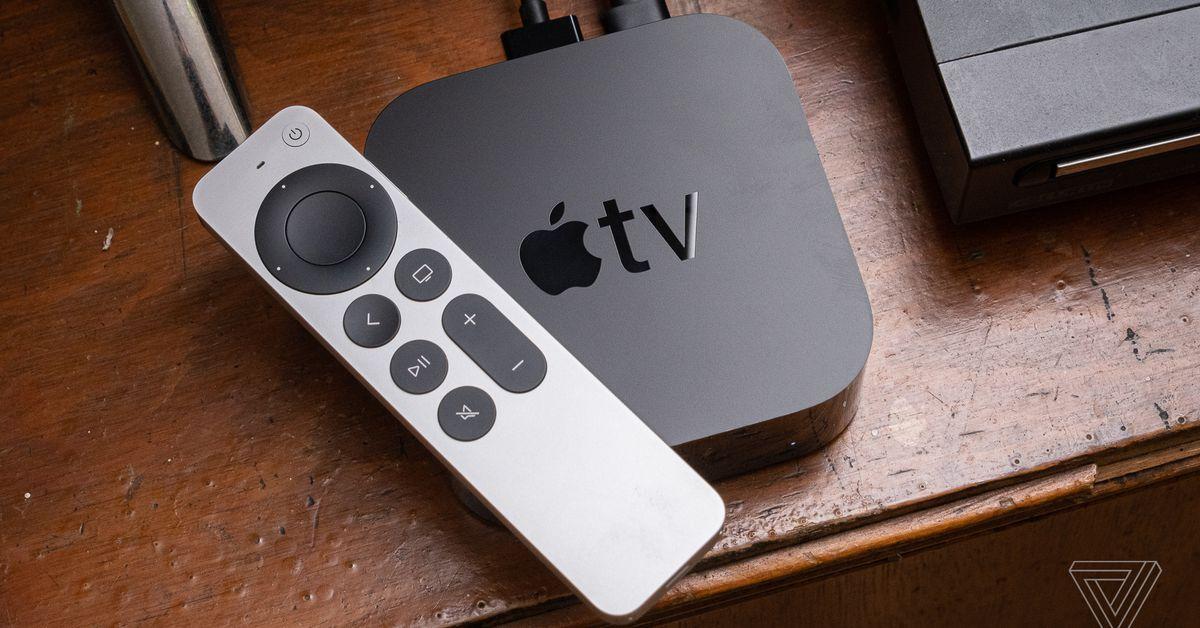 Apple TV 4K (2021) review: much better remote, slightly faster box