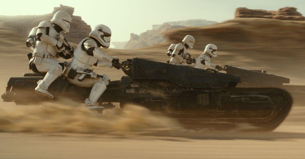 Star Wars: The Rise of Skywalker released early on digital platforms