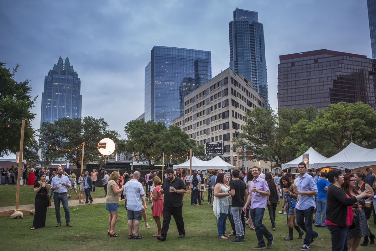 Austin Food Wine Festival Official