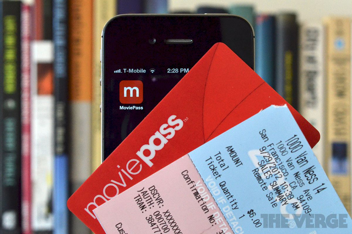 Gallery Photo: MoviePass subscription movie ticket service hands-on (images)