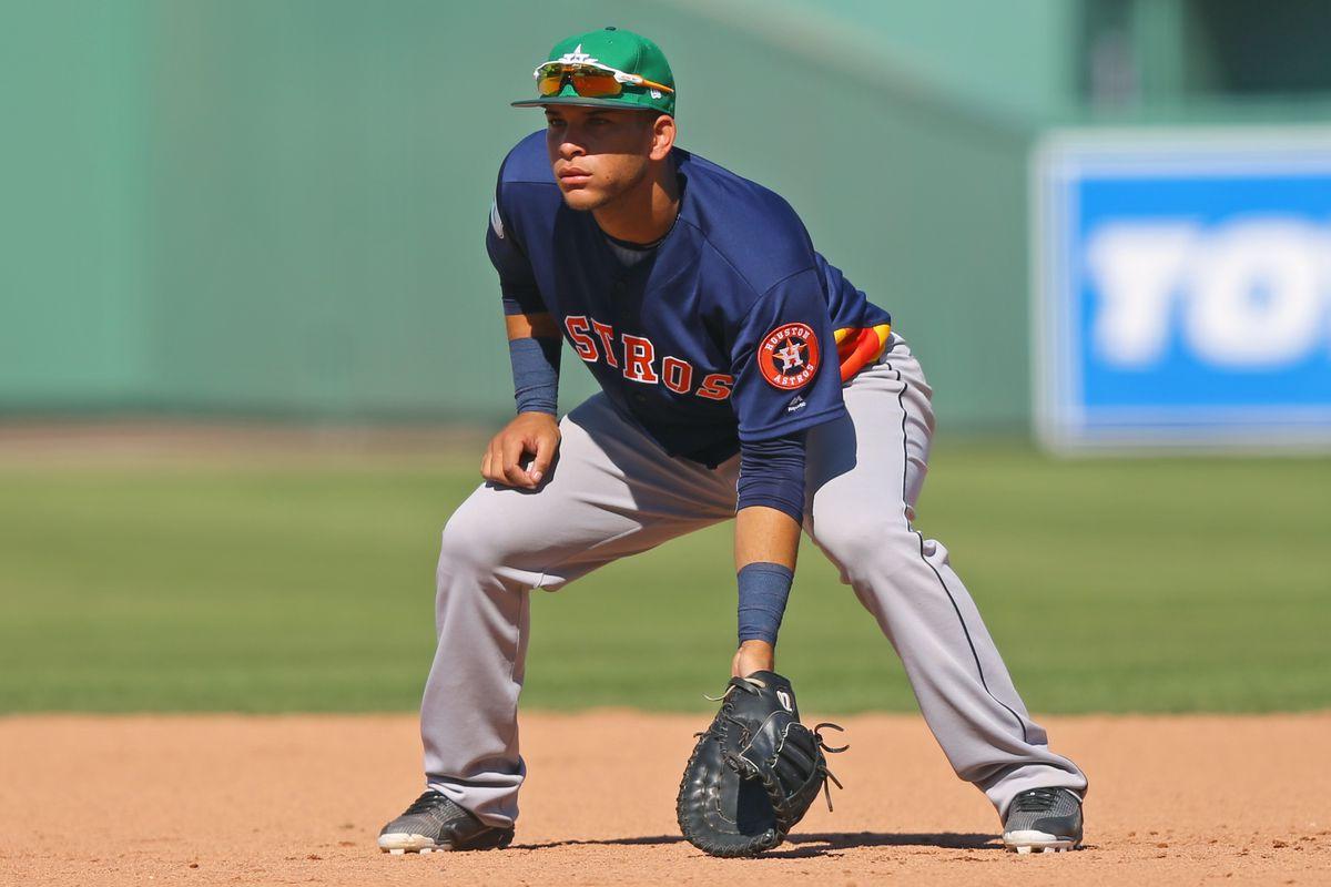 MLB: Spring Training-Houston Astros at Boston Red Sox