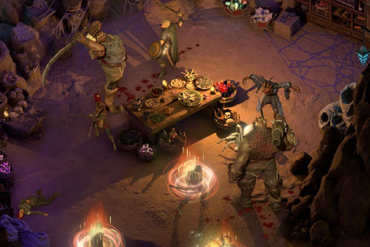 pillars of eternity 2 deadfire by obsidian entertainment