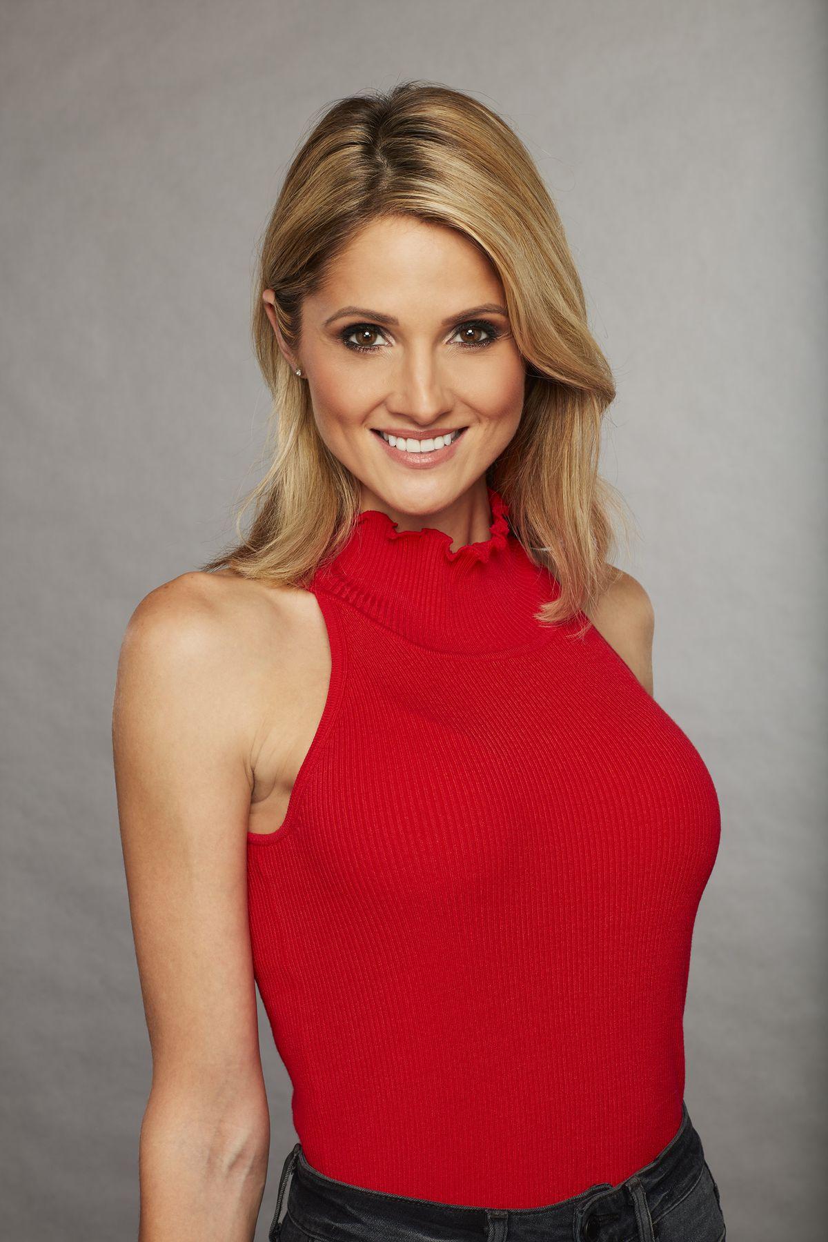 Bachelor contestant Lauren J., 33