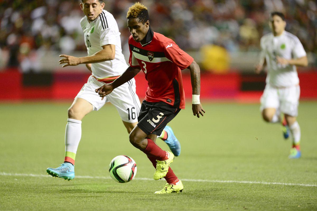 Soccer: Mexican National Team vs Trinidad & Tobago