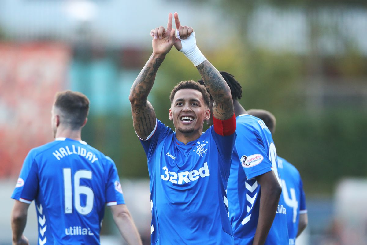 Hamilton Academical v Rangers - Scottish Ladbrokes Premiership