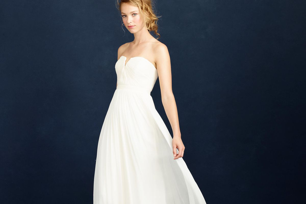 Exclusive: J.Crew Is Killing Its Bridal Collection - Racked