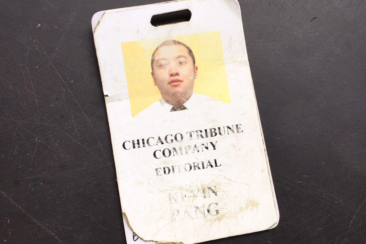 Kevin Pang's media ID.