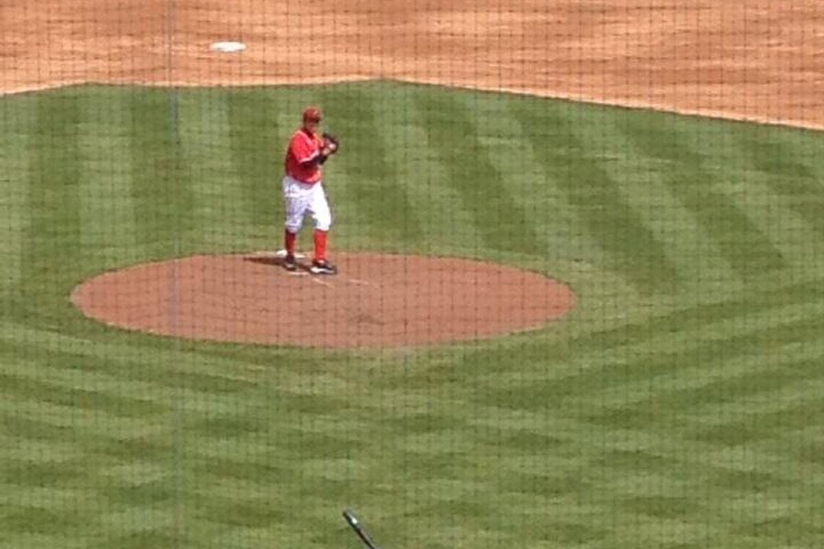 Julio Urias continued to mow through Midwest League hitters at age 16 on Sunday.