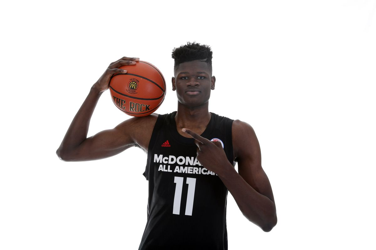 mohamed bamba is the most interesting basketball prospect in the