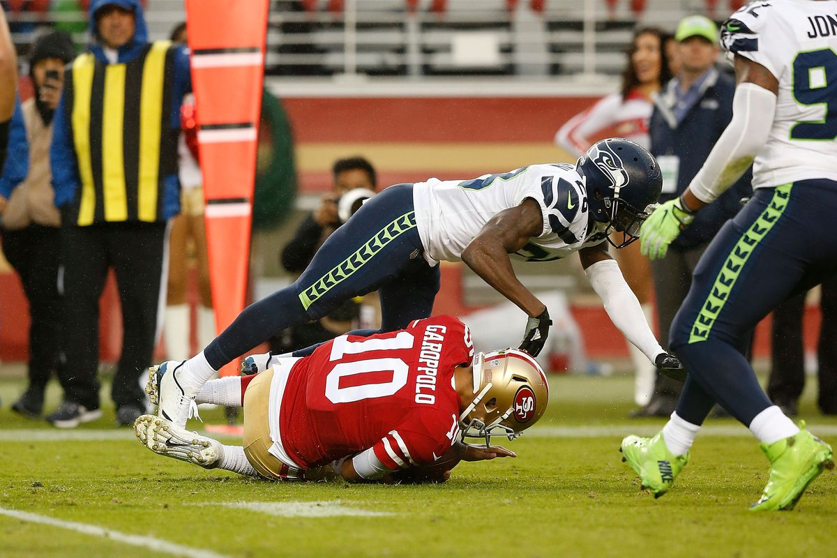 99c59d2d Are the 49ers better than the Seahawks? - Field Gulls