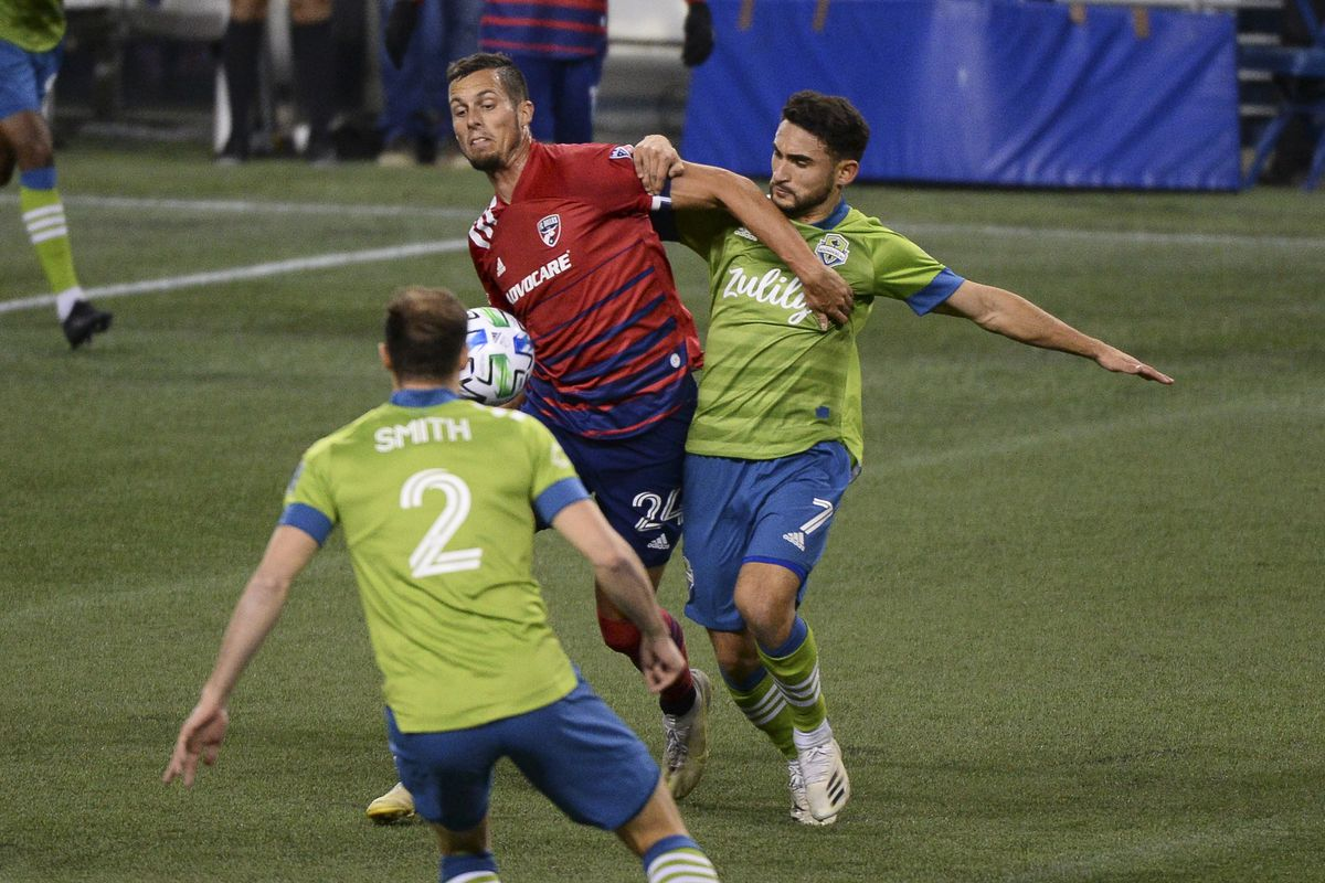 SOCCER: DEC 01 MLS Cup Playoffs Western Conference Semifinal - FC Dallas at Seattle Sounders FC