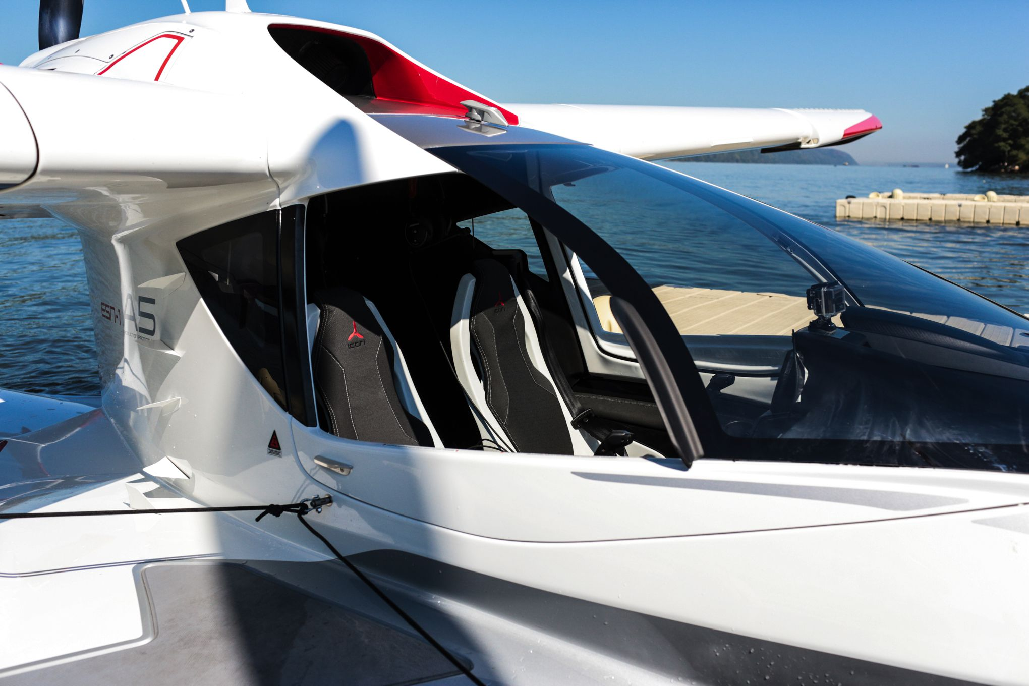 Flying The Seaplane Of Future Icon A5 Verge Air Craft Warning Light Circuit