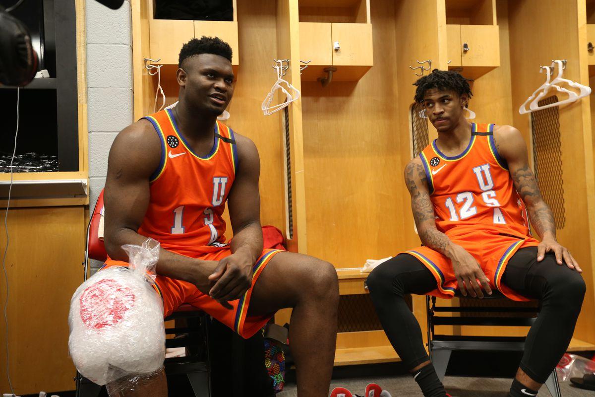 2020 NBA All-Star: NBA Rising Stars