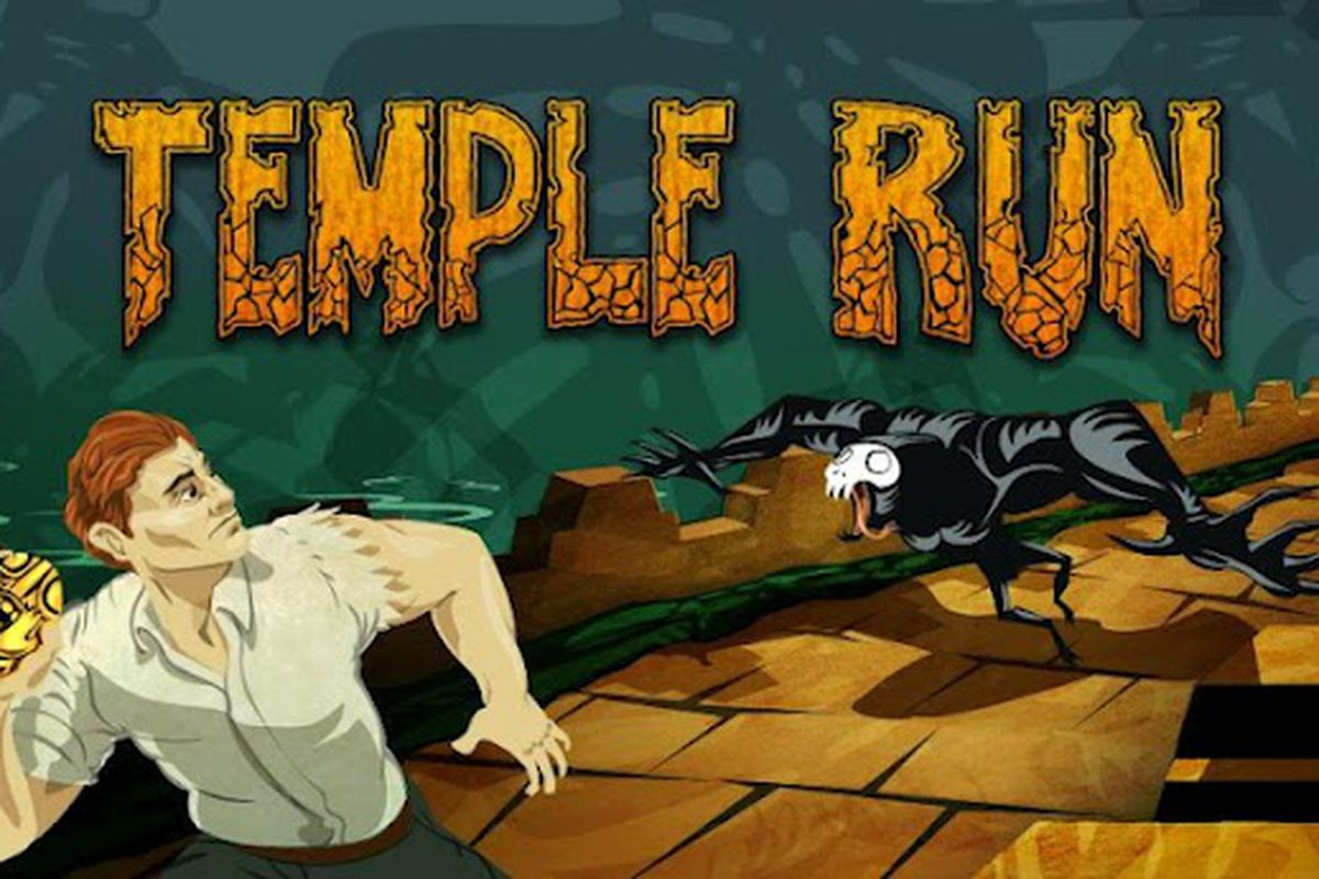 'Temple Run' for Android available now in the Google Play ...