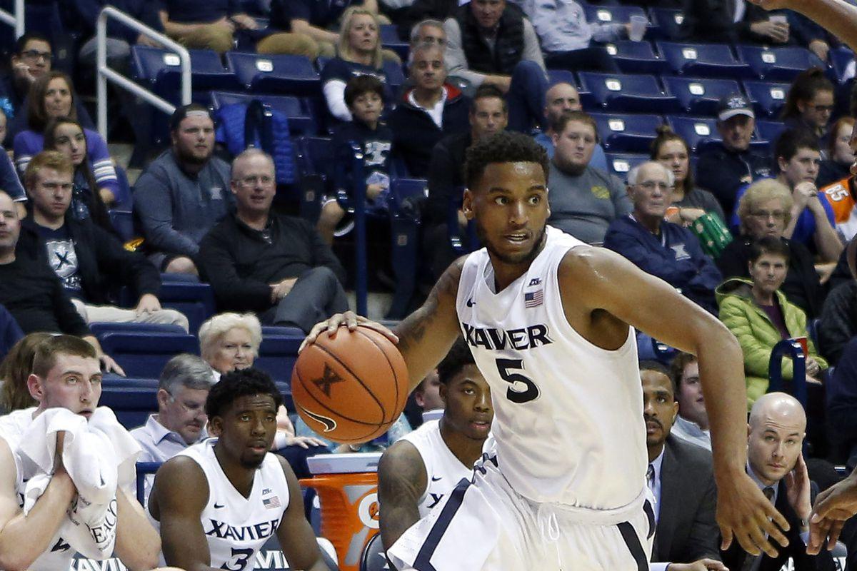 NCAA Basketball: Buffalo at Xavier