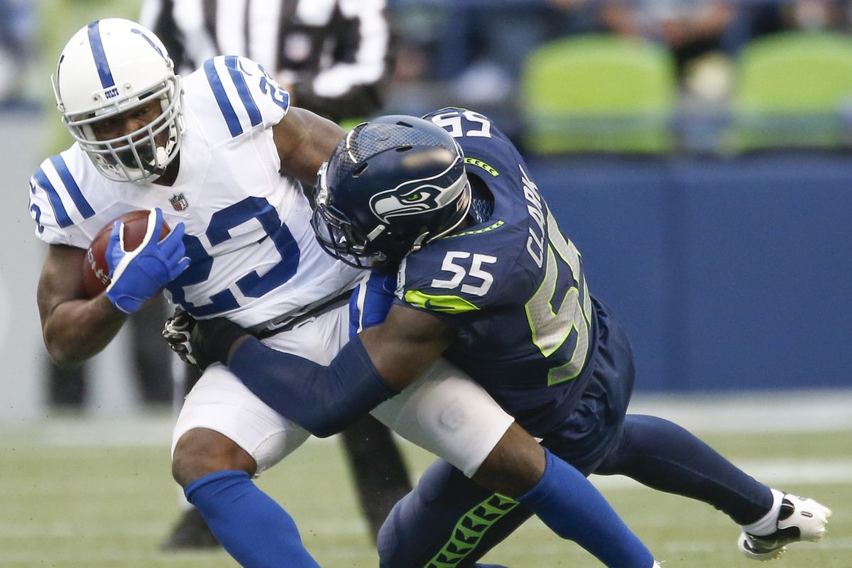 a56590533f1 We have the details of Frank Clark's five-year contract with the ...