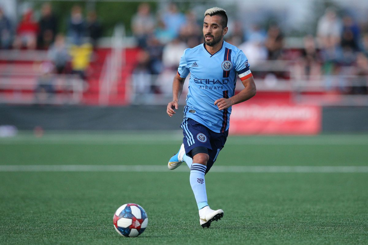 Maxi Moralez currently highest paid player on NYCFC - Hudson River ...