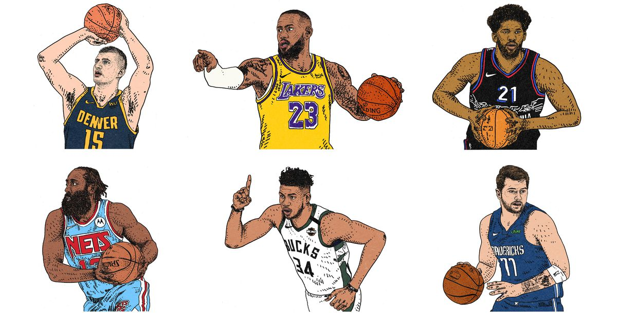 The Top 25 Players in the NBA