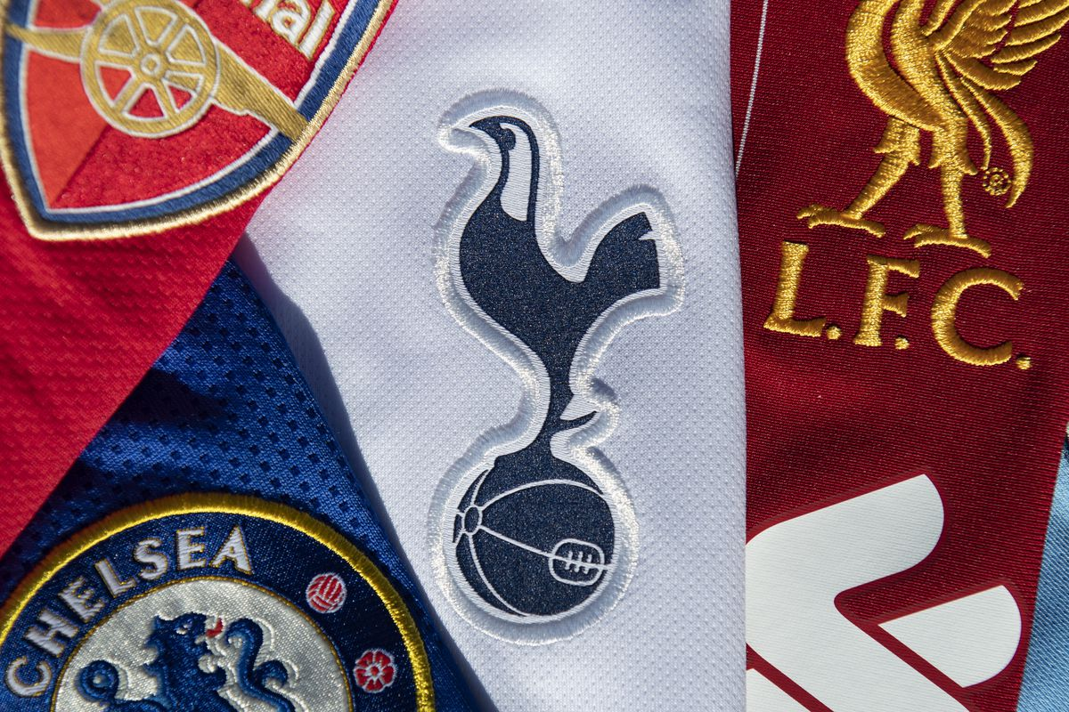 The Tottenham Hotspur Club Badge