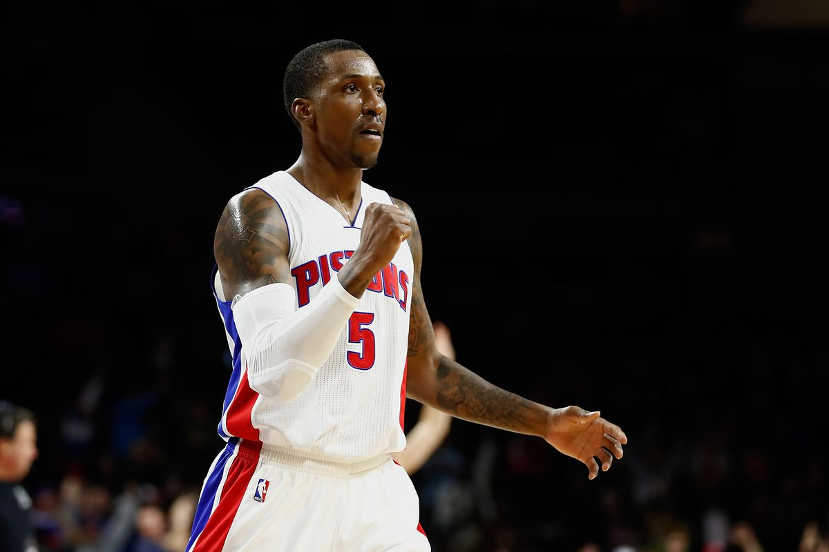 Pistons renounce Kentavious Caldwell-Pope, making him unrestricted free agent
