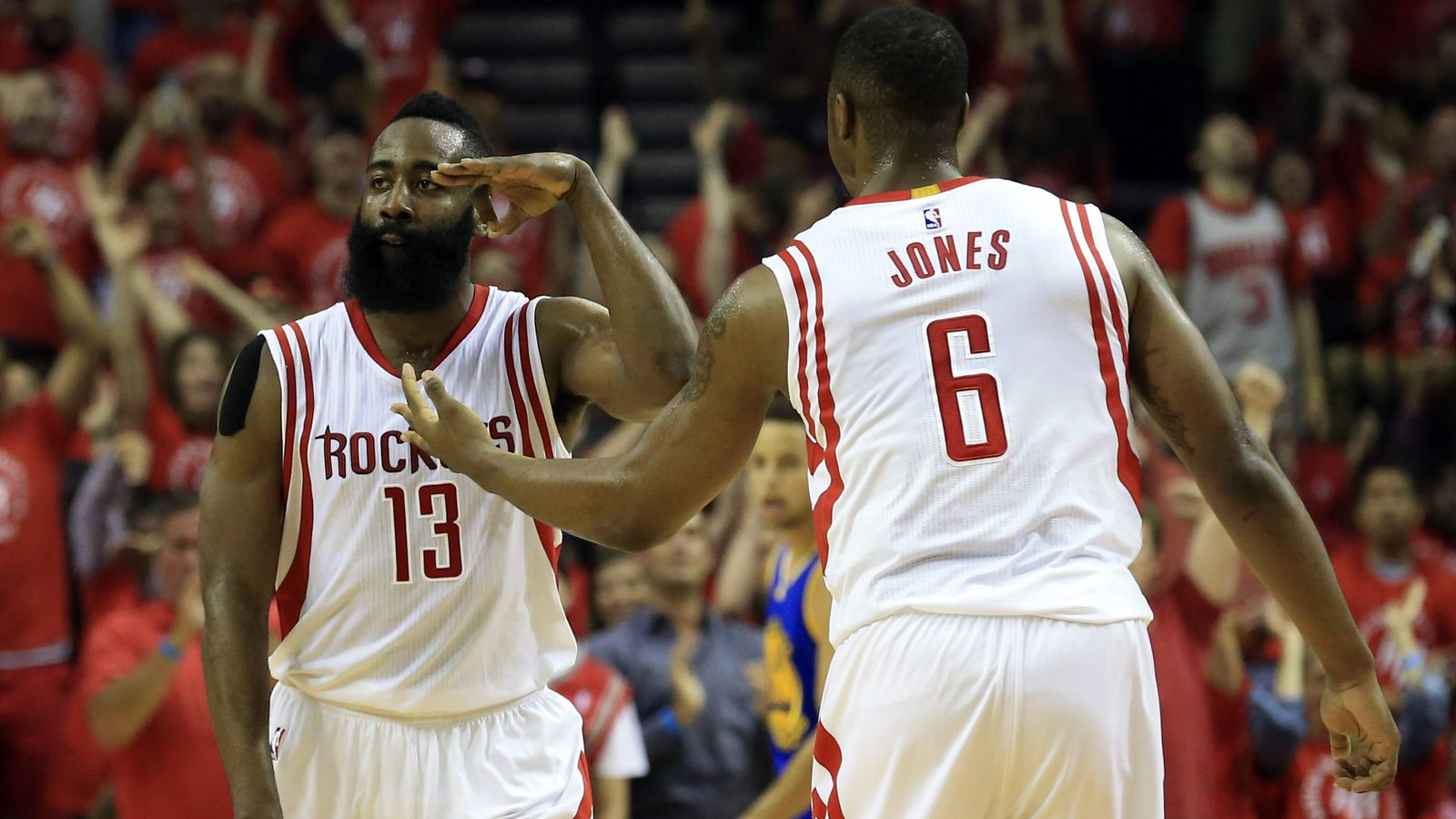 Rockets vs. Warriors Game 4 final score: Harden helps Houston keep hope alive - The Dream Shake