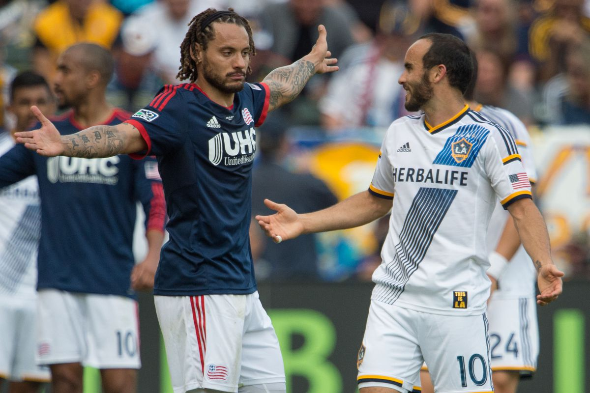 Jermaine Jones was preoccupied with Landon Donovan during the MLS Cup Final. Who will get his attention the next time these two teams meet?