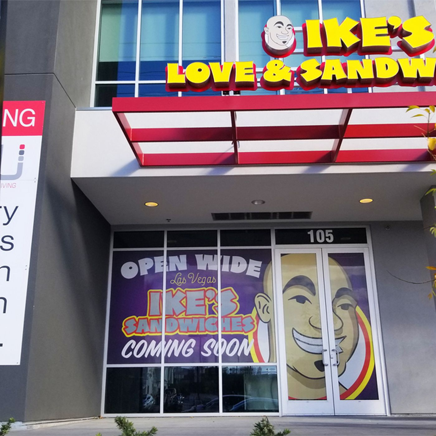 Ike S Reveals An Opening Date And Exclusive Sandwiches Near Unlv Eater Vegas The unlv bookstore, located south of the student union was renovated in 2000 to better serve the campus. exclusive sandwiches near unlv