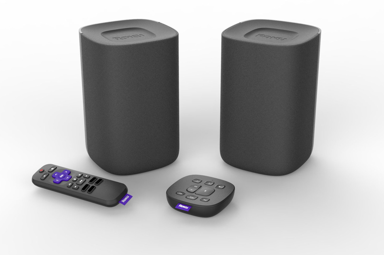 roku tv wireless speakers launch november 16th for 200