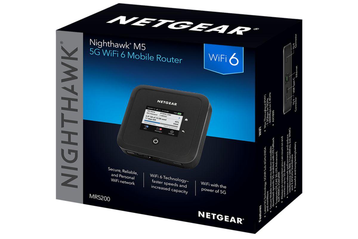 Netgear Nighthawk M5 5G