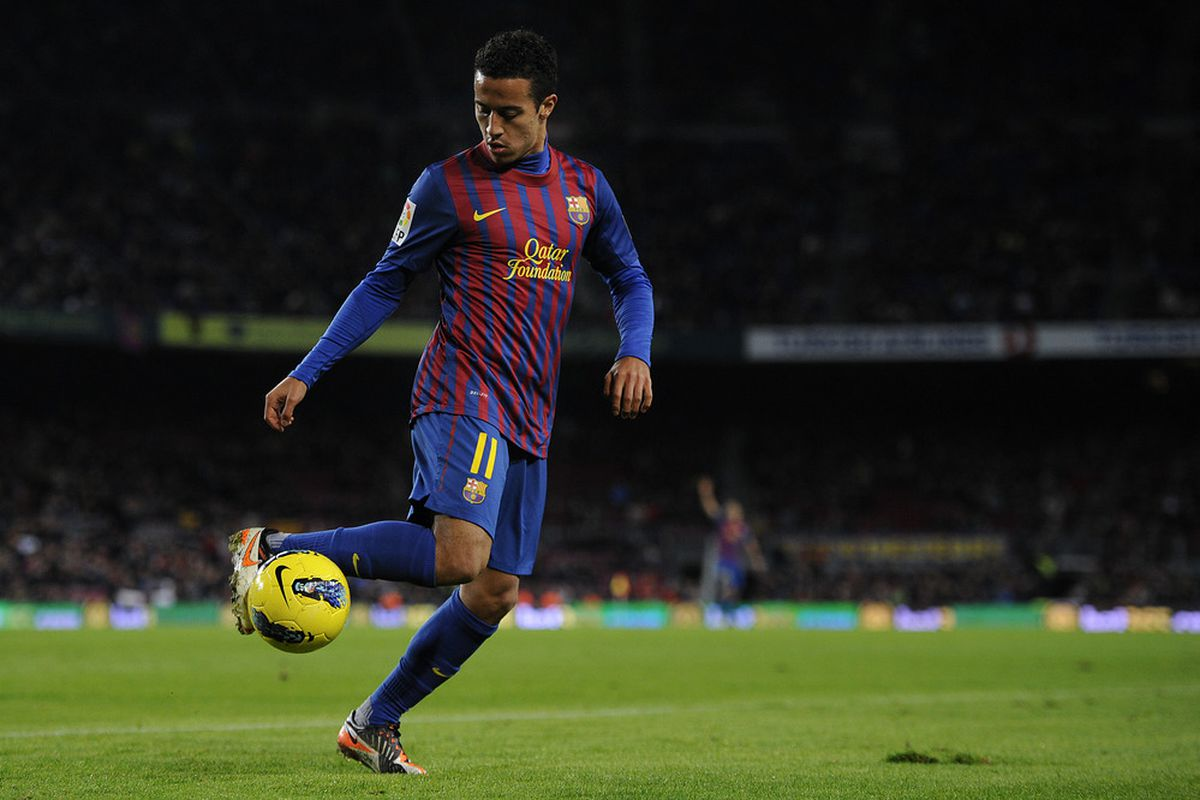 Thiago will be available for the game against Athletic Bilbao
