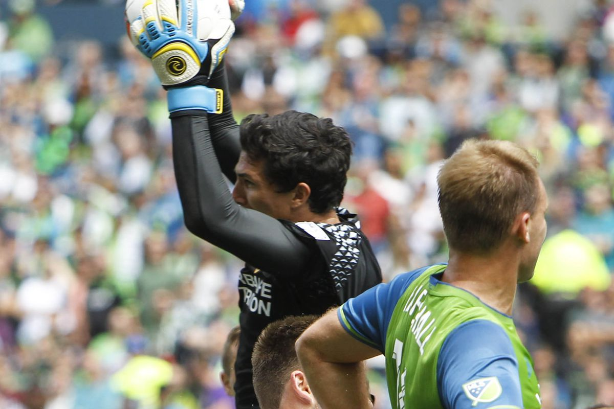 Brian Rowe has recorded four shut-outs in the last six matches