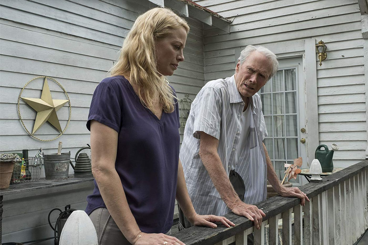The Mule review: Clint Eastwood's latest is exasperatingly