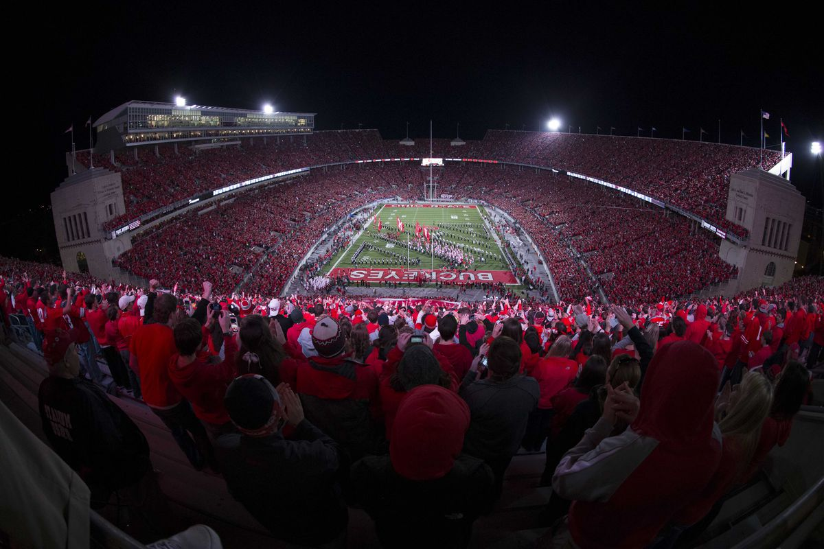The 'Shoe will be rocking Saturday night with plenty of high profile recruits in attendance.