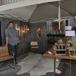"""Hand-crafted home goods by <a href=""""http://www.wearemfeo.com/""""target=""""_blank"""">MFEO</a>."""