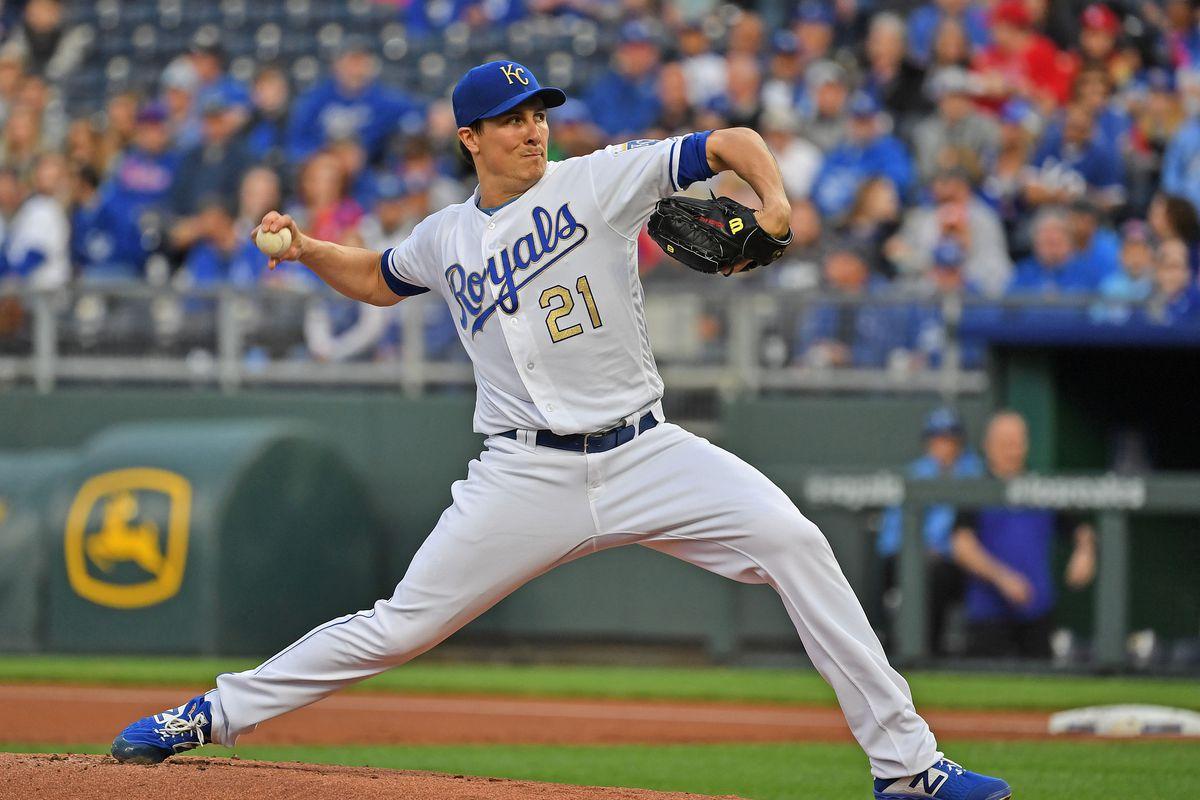 MLB: Philadelphia Phillies at Kansas City Royals