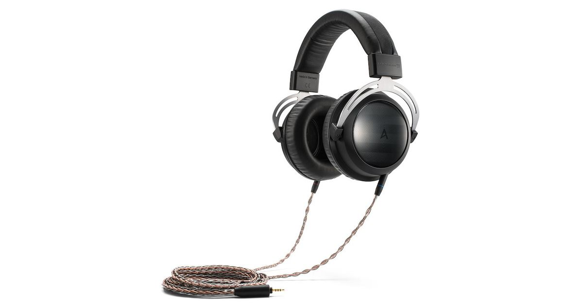 Astell & Kern launches a new version of the stellar AK T5p headphones