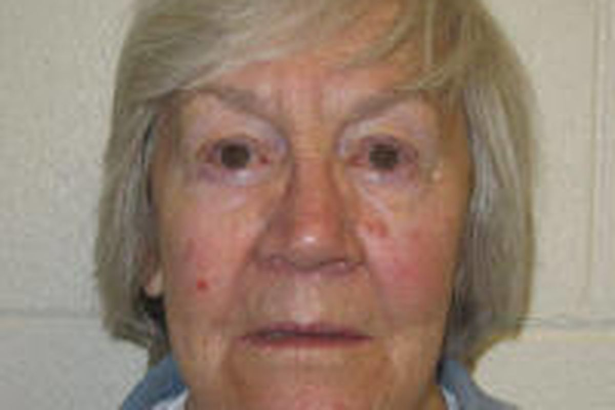 Evelyn Christine Johnson, 74, pleaded guilty to manslaughter, a second-degree felony, in the death of her husband. Prosecutors say she shot him five times the day after she had been served divorce papers.