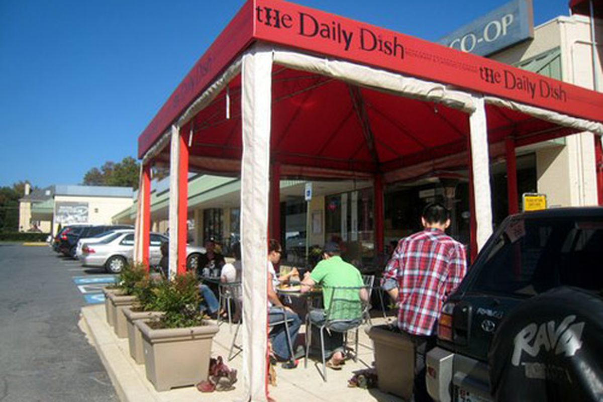 The Daily Dish