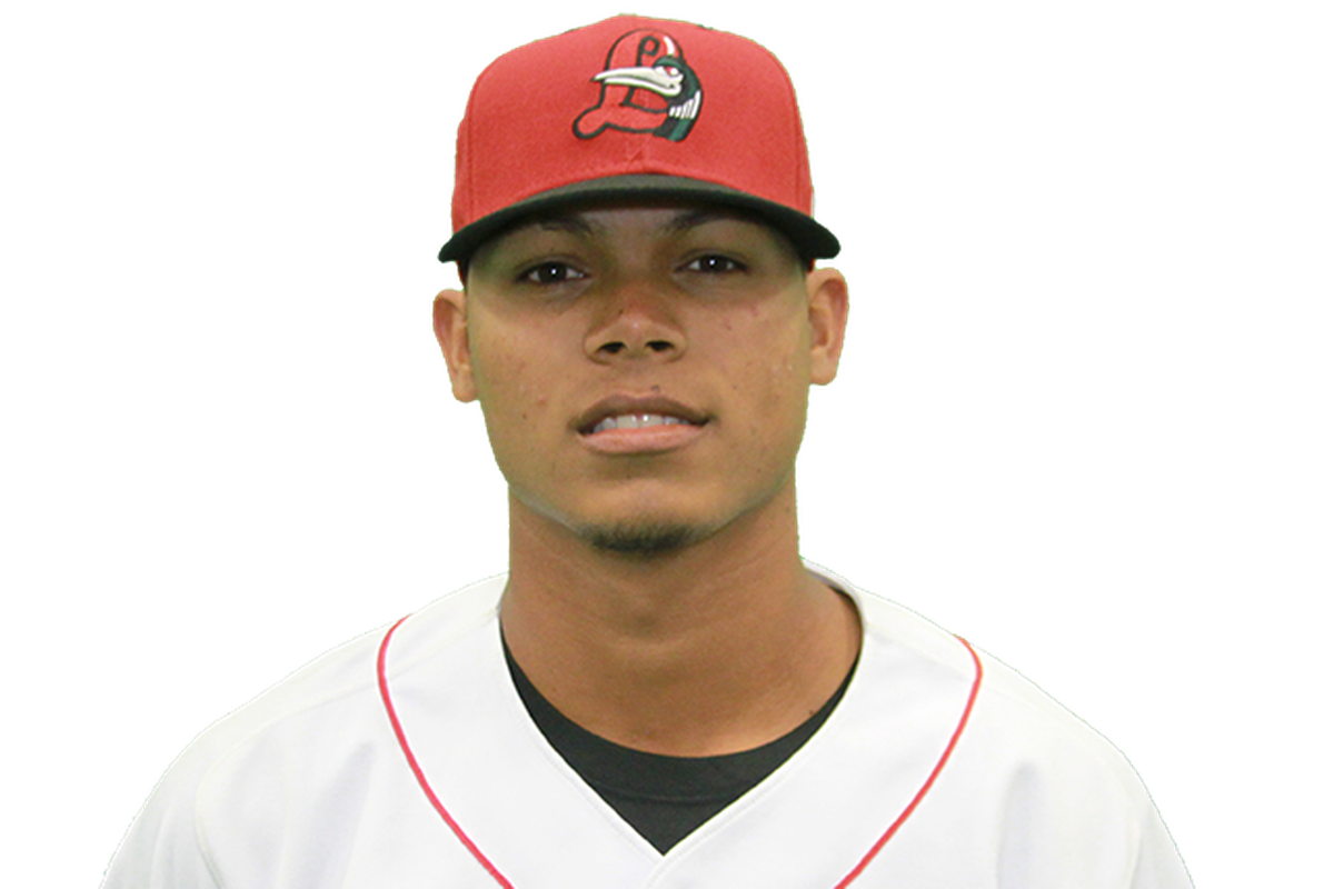 Kevin Guzman had eight strikeouts in six innings