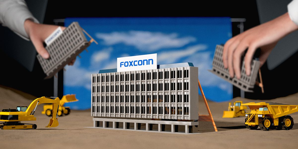 Foxconn is confusing the hell out of Wisconsin - The Verge
