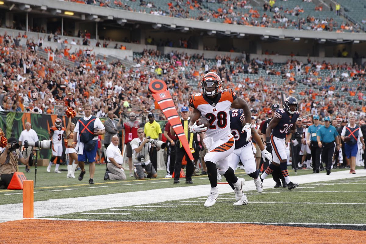 e5a82e4d NFL preseason: Why I'm smiling after the Bengals' 30-27 win over the ...