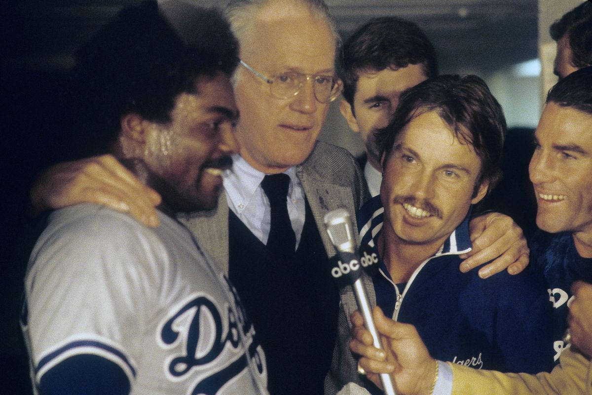 Pedro Guerrero and Ron Cey were two of the three tri-MVPs of the 1981 World Series, along with Steve Yeager.