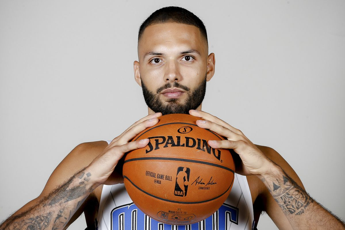 Evan Fournier is not the problem, or the solution, for the Orlando Magic -  Orlando Pinstriped Post