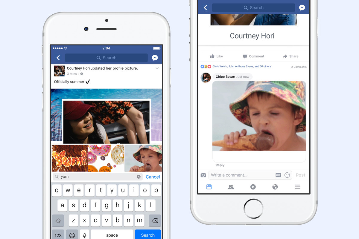 How To Post A Gif To Facebook 4