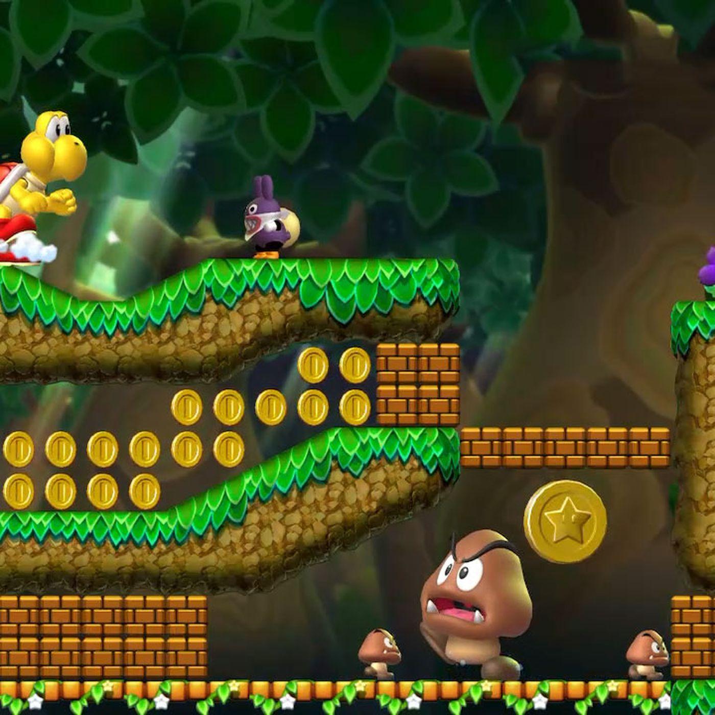 Soda Jungle Star Coins Locations New Super Mario Bros U Deluxe