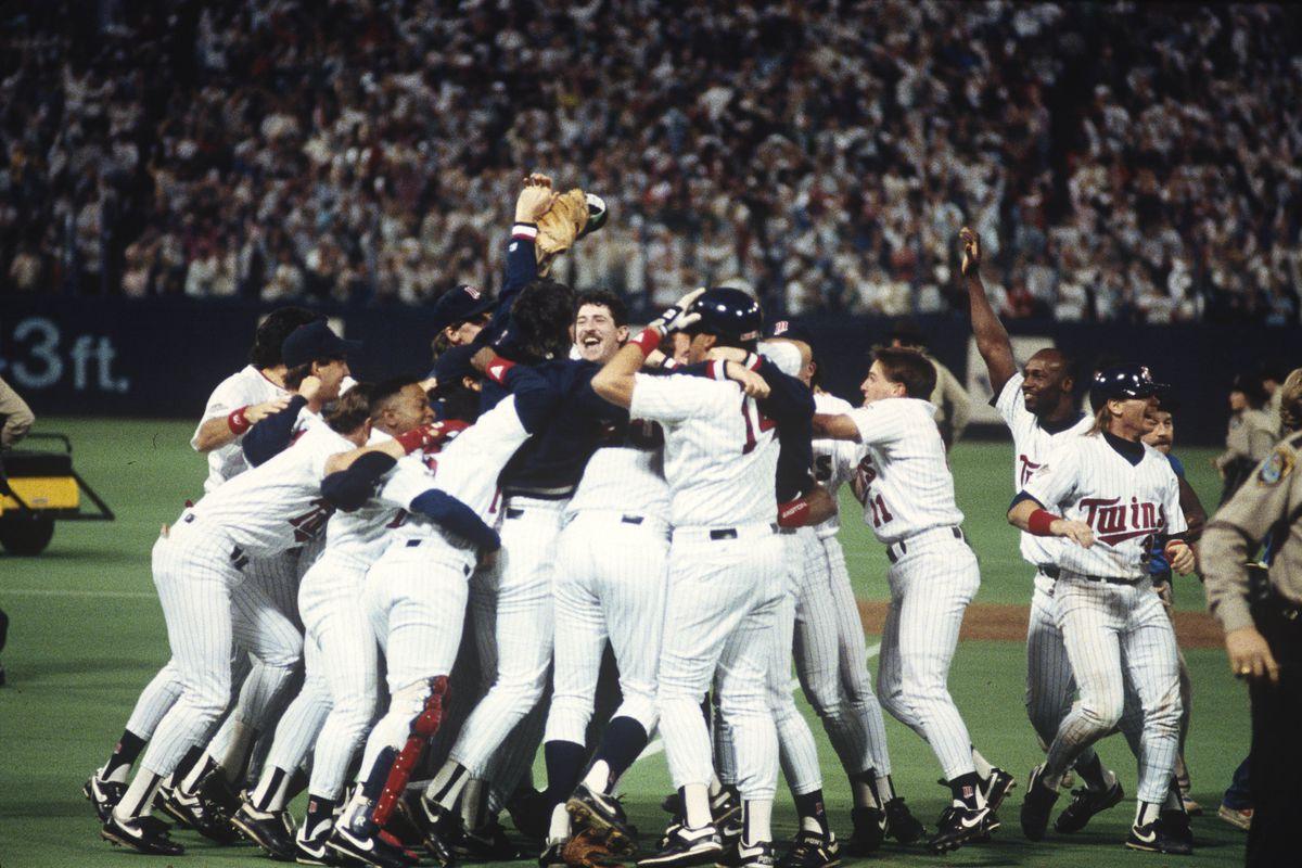 1991 Major League Baseball World Series Game 7: Atlanta Braves v. Minnesota Twins