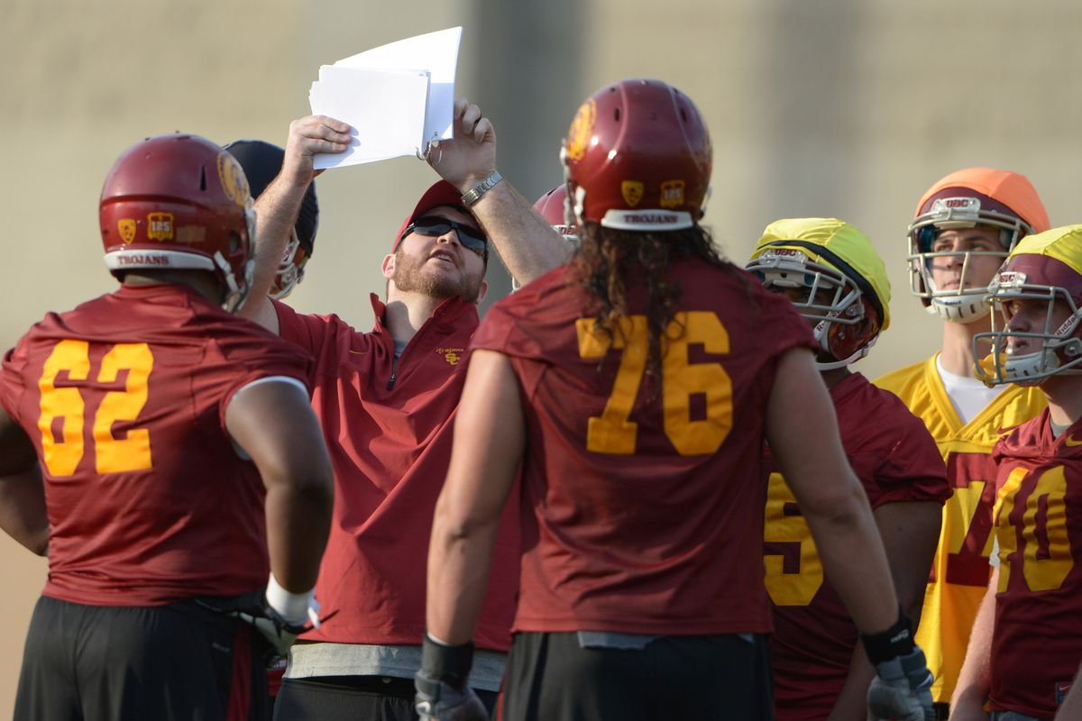 USC only has 66 healthy scholarship players right now.