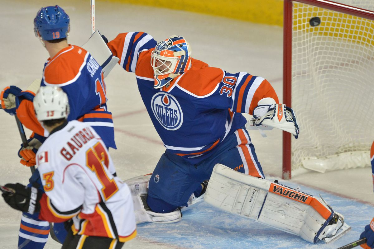 Last time we saw the Oilers, Gaudreau wasn't even amazing yet.
