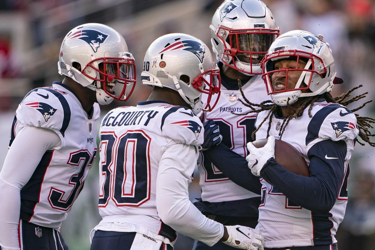 NFL: NOV 25 Patriots at Jets