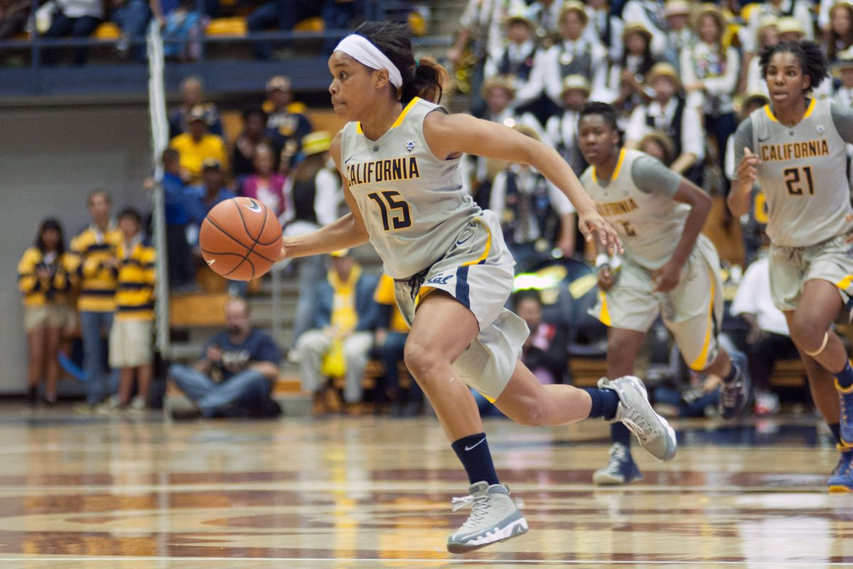 Brittany Boyd and the California Golden Bears are in the DMV this weekend.  That merits cover photos!